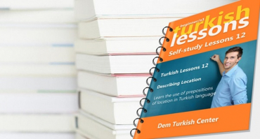 TURKISH CLASSES: Experience a new language